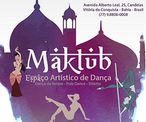 Maklub - Espaço artístico de dança